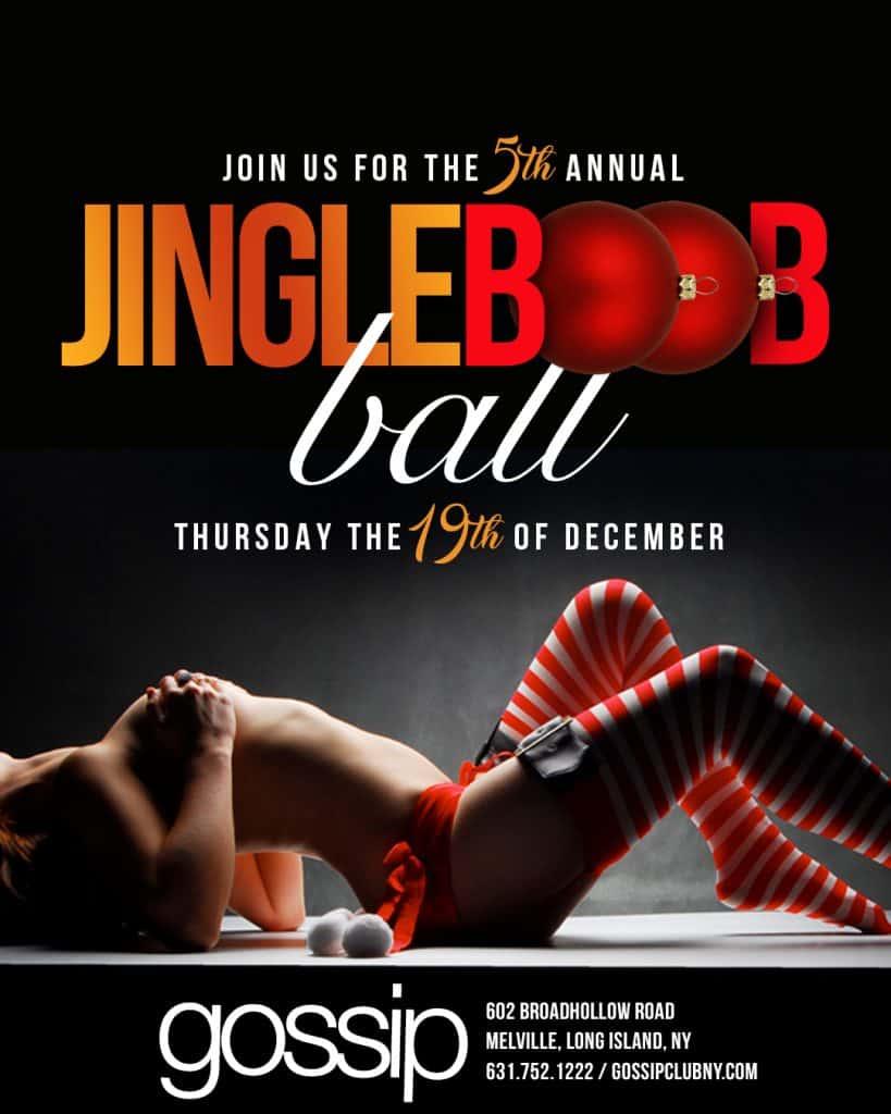 Gossip Jingle Boob Ball